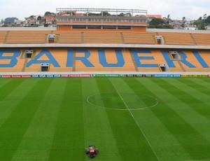 Arena Barueri (Foto: Marcelo Prado / Globoesporte.com)