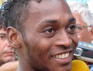 marquinhos, jogador do flamengo (Foto: Richard Souza / Globoesporte.com)