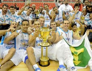 basquete brasilia campeão