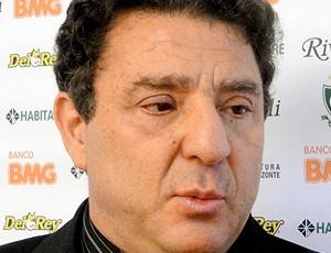 América-MG Caio Salum presidente (Foto: Lucas Catta Prêta / Globoesporte.com)