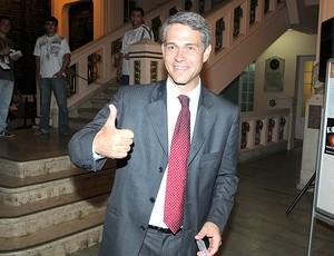Peter Siemsen Fluminense (Foto: André Durão / Globoesporte.com)