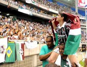 Conca fluminense campeão (Foto: André Durão / Globoesporte.com)