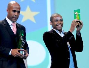 marcos assunção e elias, prêmio craque do brasileirão
