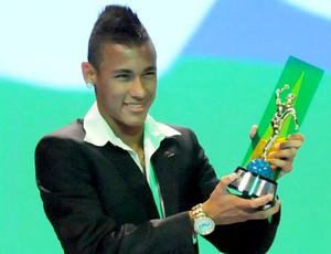 neymar, prêmio craque do brasileirão