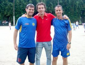 Rafael Galhardo, lateral-direito do Flamengo
