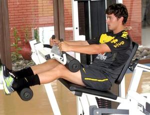 romario brasil sub 20 musculação