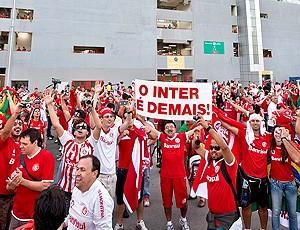 Torcida Internacional Mundial Abu Dhabi - Inter x Mazembe