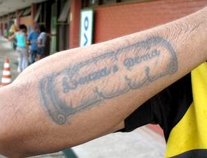 William Tatuagem seleção sub-20