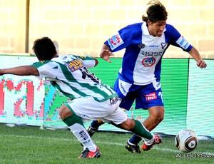 Sebastián Grazzini atacante  All Boys