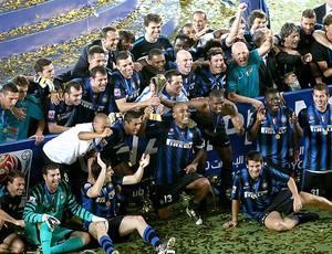 taça Inter de Milão Mundial de Clubes (Foto: AFP)