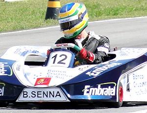 Kart Bruno Senna Desafio das Estrelas