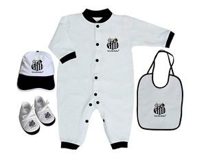 Kit bebê Santos