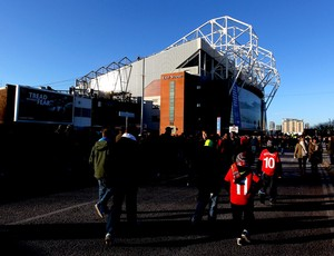 estádio old trafford manchester united (Foto: agência Getty Images)