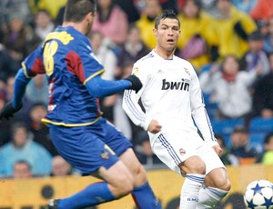 Real Madrid x Levante - Cristiano Ronaldo