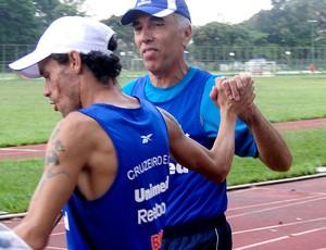 Alexandre Minardi, técnico de atletismo do Cruzeiro