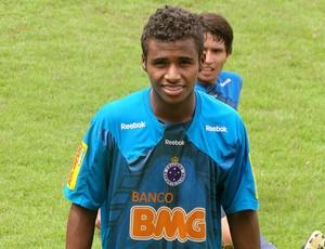 Elber do Cruzeiro para a Copa SP