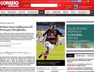 proposta Diego Maurício Drogbinha reprodrução