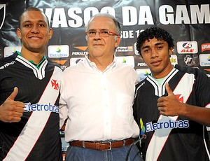 Eduardo Costa Misael apresentação Vasco