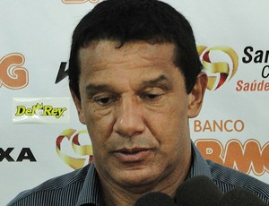 Mauro Fernandes América-MG (Foto: Marco Antônio Astoni / Globoesporte.com)