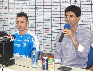 George Lucas Mauro Galvão Avaí (Foto: Site Oficial do Clube)