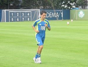 Cicinho treino Palmeiras