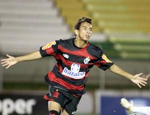 Rafinha Juniores Flamengo (Foto: Celio Messias / VIPCOMM)