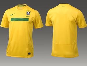 nova camisa Seleção Brasileira