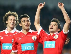 Saviola gol Benfica