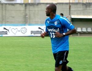 Vinicius Pacheco grêmio treino
