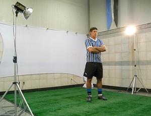 Renato Gaucho Grêmio (Foto: Eduardo Cecconi / Globoesporte.com)