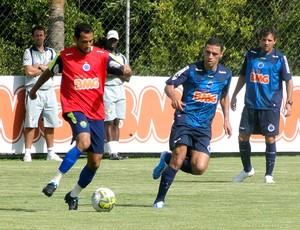 Jogo-treino Cruzeiro x Cuiabá