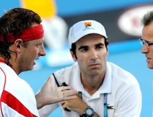 David Nalbandian tênis Australian Open médico