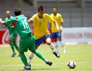 partida entre Brasil e Bolívia