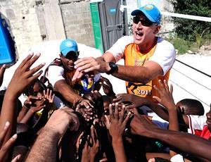 corrida no Haiti