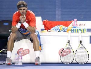Rafael Nadal tênis Australian Open quartas lesão