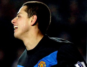 Javier Hernandez Manchester United x Southampton