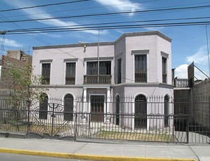 Casa Vargas Llosa