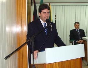 Fábio Azevedo, presidente do Treze-PB