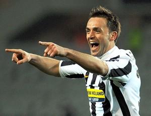 Nicola Legrottaglie na partida do Juventus