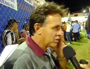 Wagner Oliveira, técnico do Futnorte