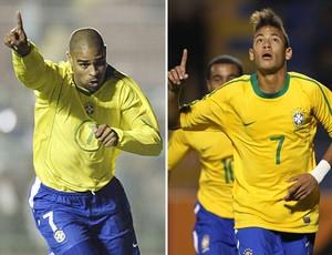 Adriano Neymar
