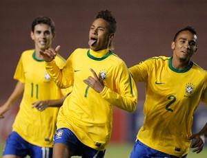 Neymar Brasil x Chile sub-20