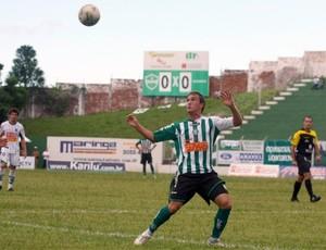 Willian, volante do Coritiba