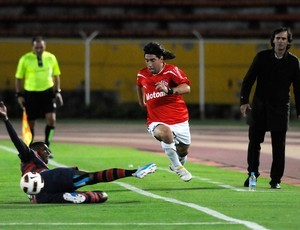Mareque, do Independiente, passa por Mina