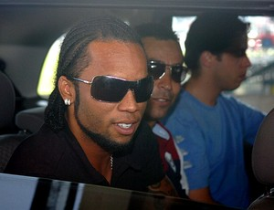 Carlos Alberto chegada Grêmio (Foto: Agência RBS)
