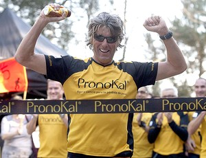 Stefaan Engels Maratona Man recorde (Foto: EFE)