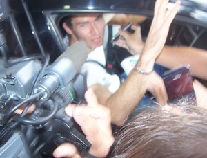 Bolatti chegada, internacional (Foto: Alexandre Alliatti/Globoesporte.com)