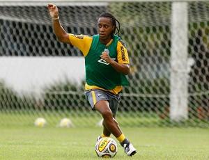 arouca santos (Foto: Ricardo Saibun/Santos FC)