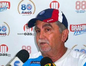 Chiquinho de Assis, auxiliar técnico do Bahia (Foto: Divulgação / Site Oficial do Bahia)