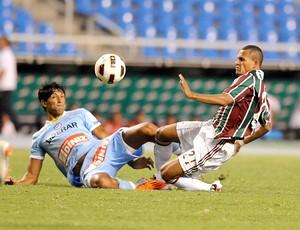 Souza Fluminense x Argentinos Juniors (Foto: André Durão / Globoesporte.com)